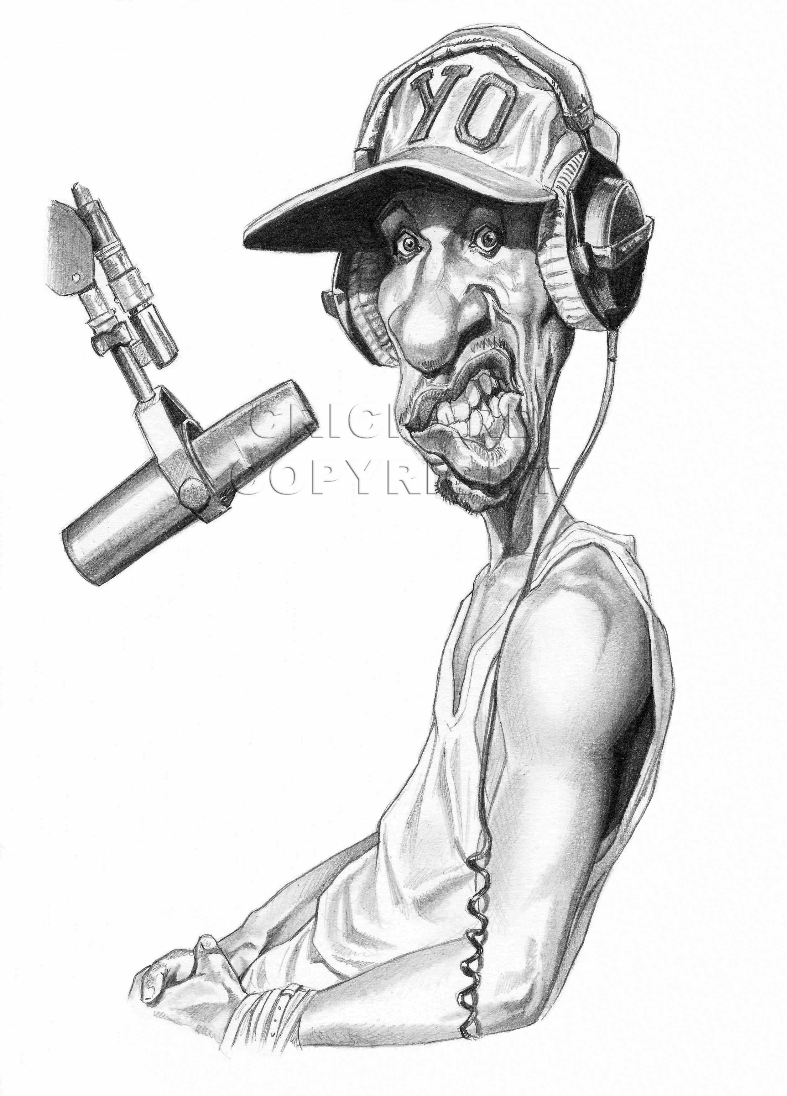 graphiste rap